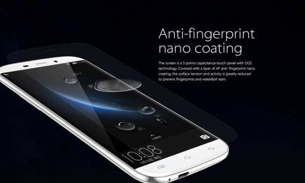 Gizlogic_Doogee Nova X100 _coating