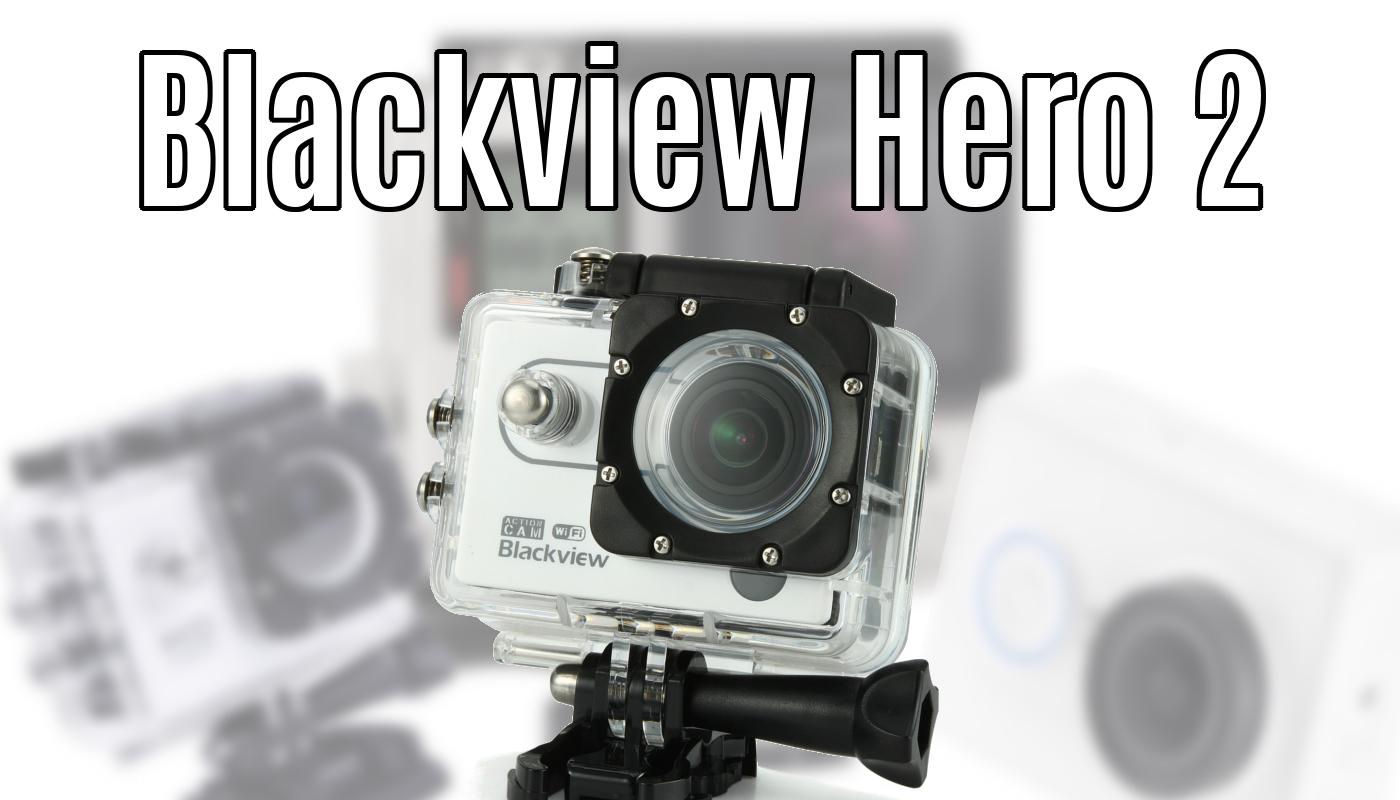 Blackview Hero 2, otra alternativa a la GoPro y SJ4000