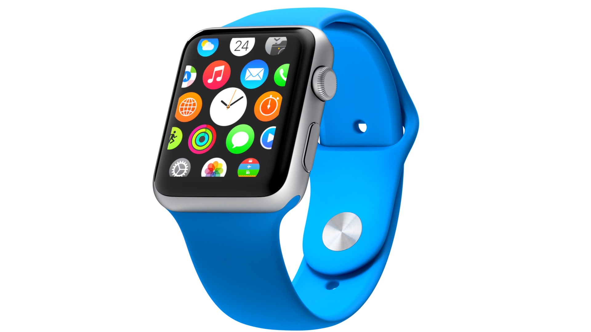 Ulefone uWear smartwatch, competing an Apple Watch?