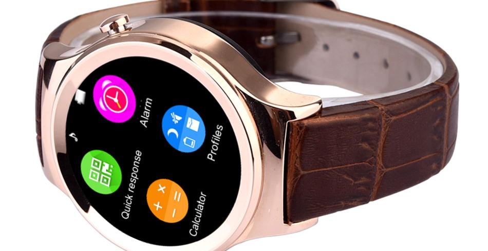 Smartwatch No.1 Watch S3, lo hemos probado