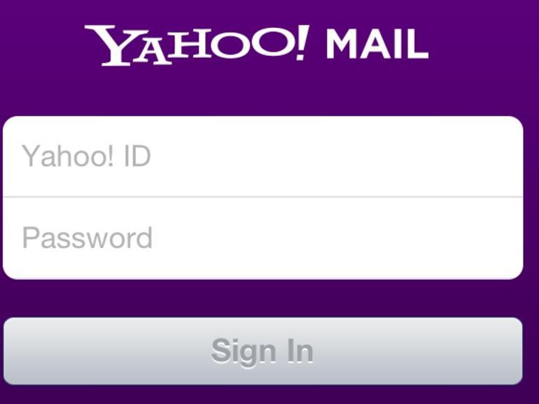 Yahoo Mail elimina las contraseñas del correo