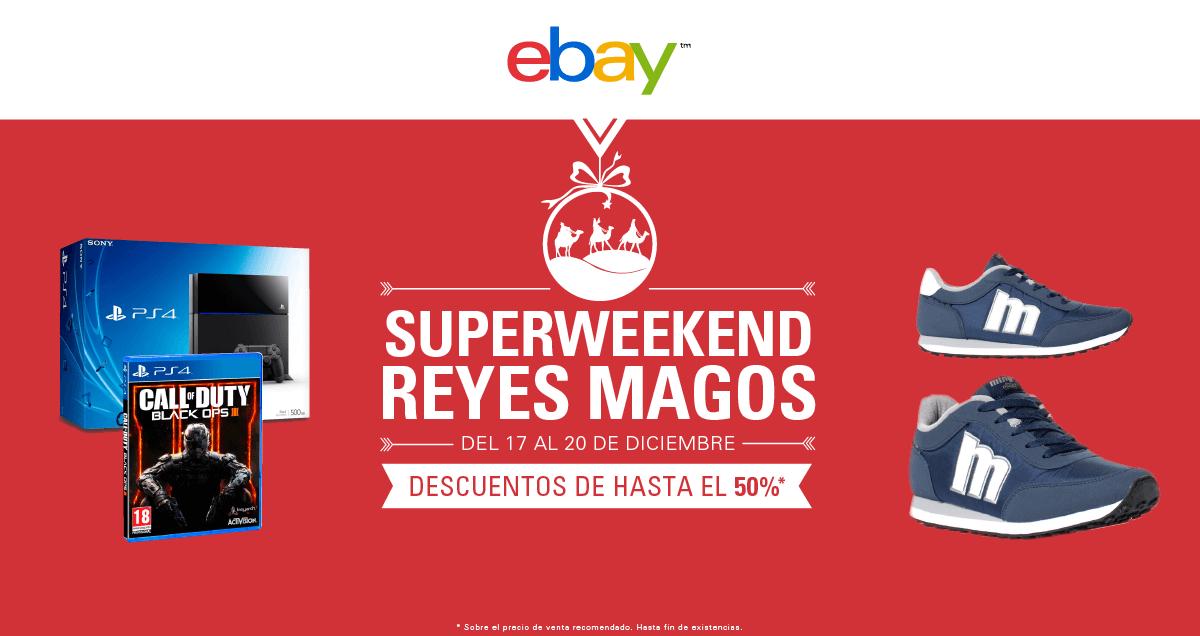 Superweekends de eBay, Especial Reyes Magos