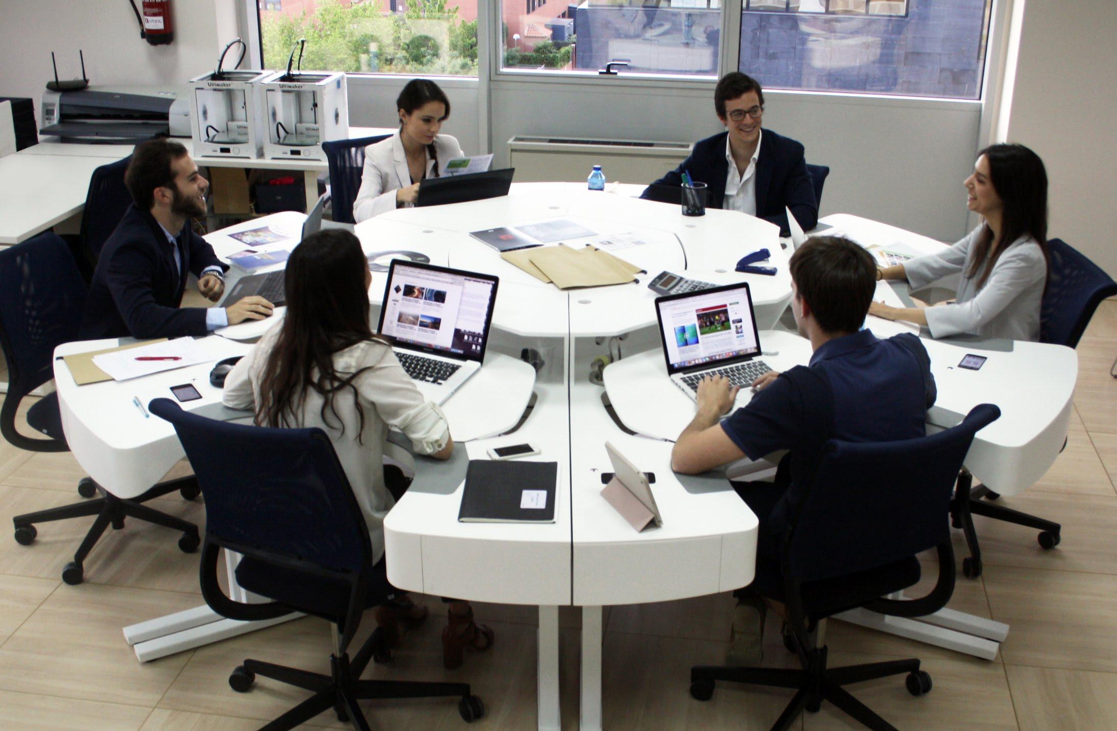 Ergon Desk la mesa de trabajo inteligente
