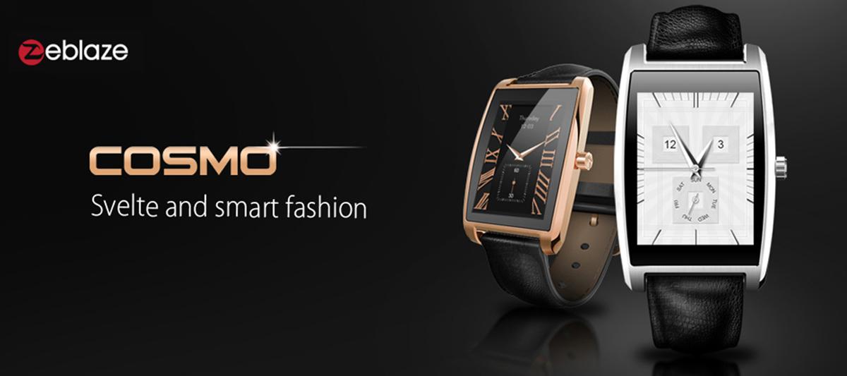Zeblaze Cosmo, el smartwatch más clásico