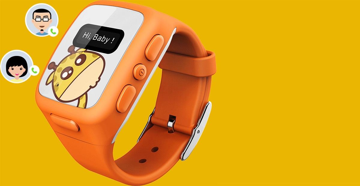 Umeox W268, un smartwatch para niños muy completo