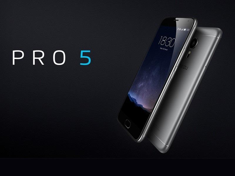 Meizu Pro 5, un phablet con estilo