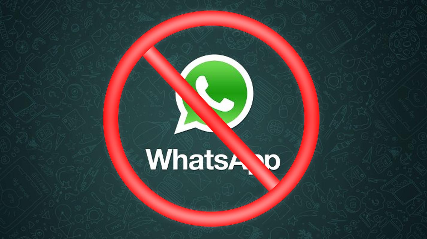 WhatsApp, te quedarás sin cuenta si te bloquean mucho