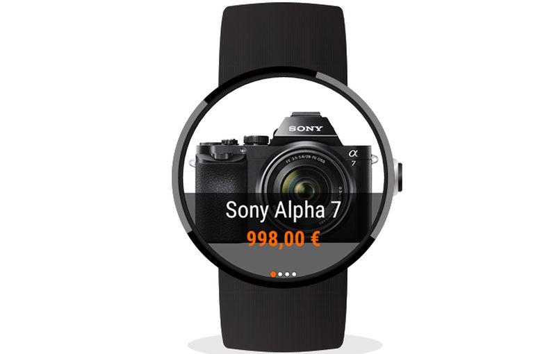 Idealo app: compara precios con tu reloj
