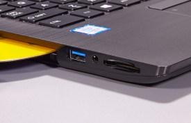 USB 3,0, VGA y HDMI, lo moderno y lo antiguo se dan la mano.