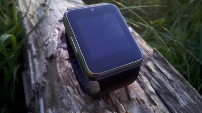 Smartwatch GT08 Diseño y construcción