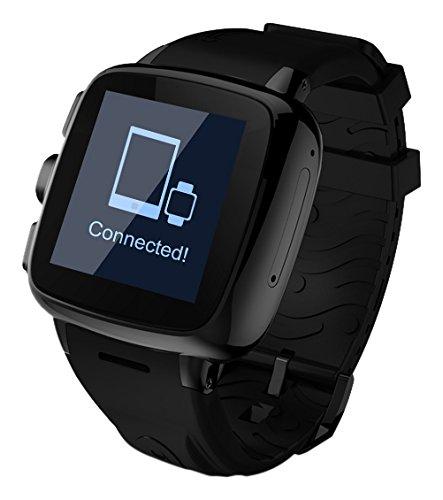 Intex IRist Watchphone Diseño