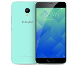 Meizu M5 color verde