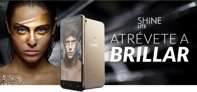 Viene de serie con Android 6.0 Marshmallow, que incluye una capa de personalización de Alcatel
