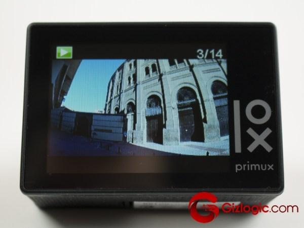 Primux Sport 4K WiFi