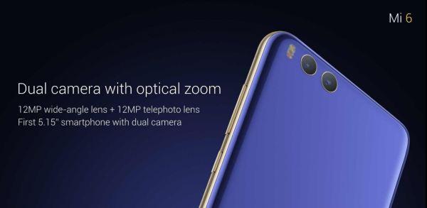 CAMARA-XIAOMI-MI6 Xiaomi Mi6 o Galaxy S8, ¿quién es el mejor?¿cuál comprar?