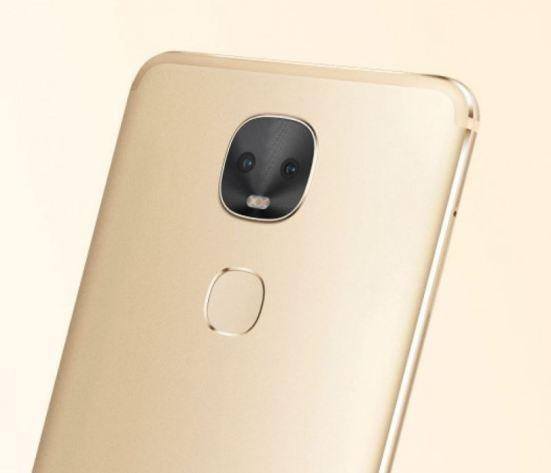 LeEco Le Pro 3 AI Edition dorado