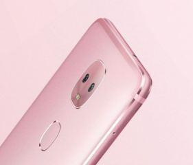 LeEco Le Pro 3 AI Edition rosa
