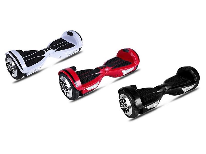 Smartmey N5, analizamos el nuevo hoverboard chino