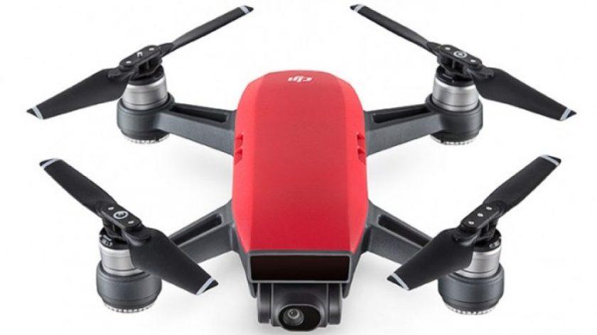 DJI Spark drone fpv