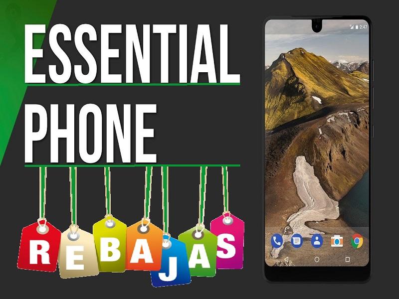 Essential Phone, gran rebaja tras el batacazo inicial