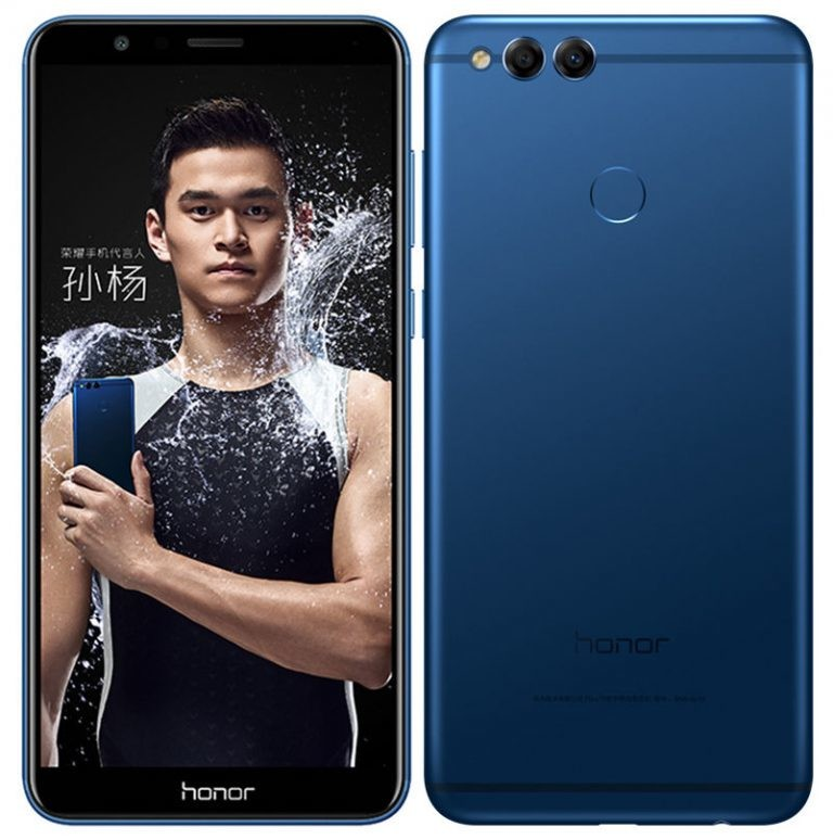 Honor 7X