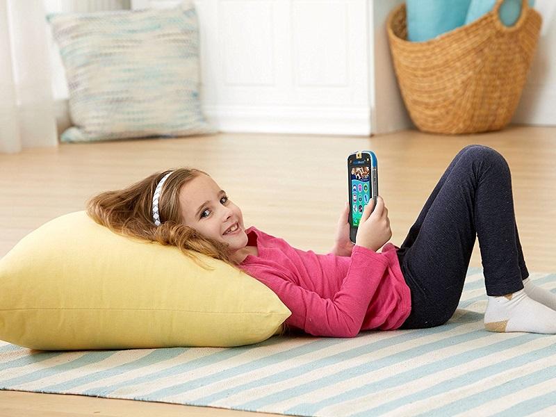 VTech Kidicom Max, este sí es el smartphone para niños definitivo