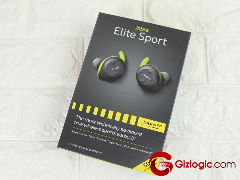Jabra Elite Sport Upgraded