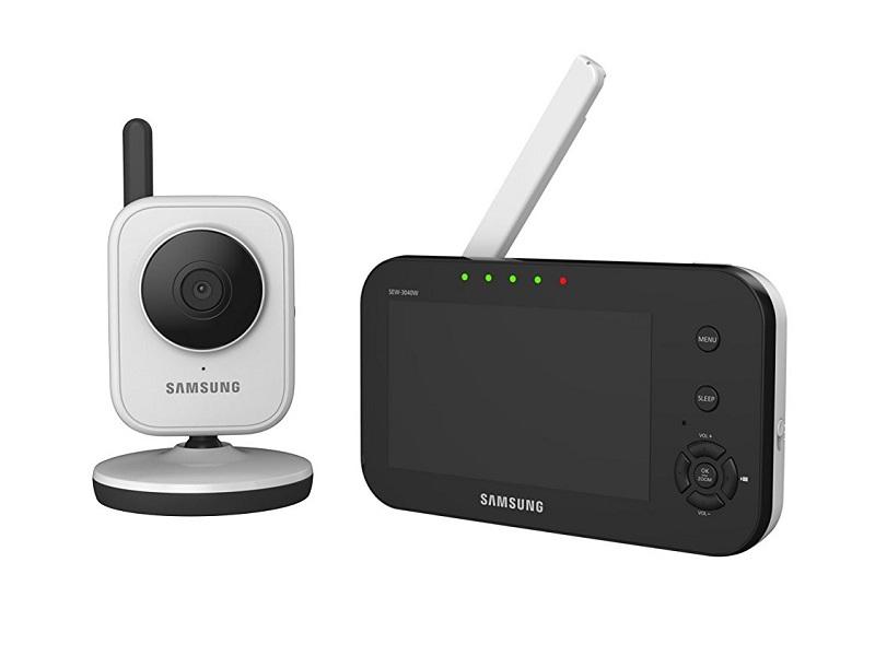 Samsung SEW 3040, monitor de audio y vídeo para bebés