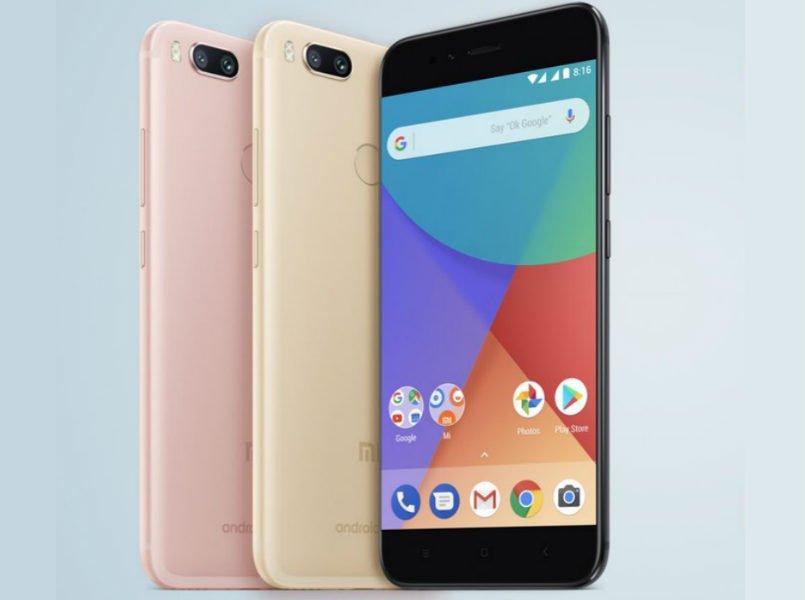 Xiaomi Mi A1 recibe una importante actualización de seguridad