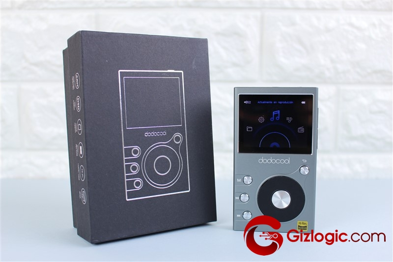 Dodocool DA106, probamos este reproductor de audio Hi-Res