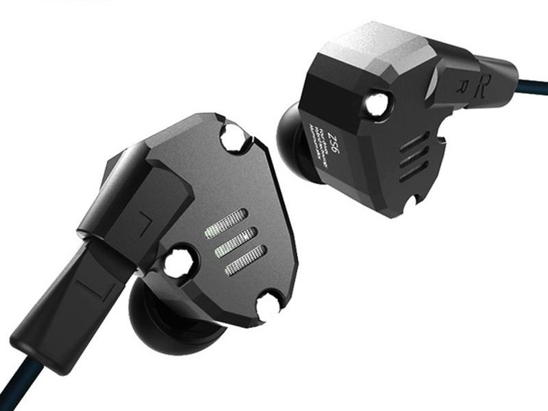 KZ ZS6, auriculares de precio asequible con un diseño original