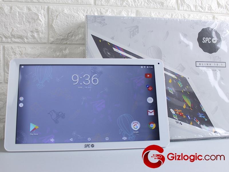 SPC Blink 10.1, una tablet barata de gran pantalla