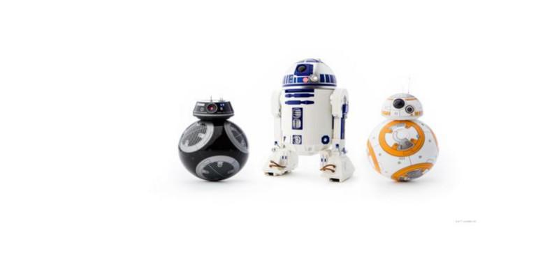 BB-9E Sphero; la versión oscura del BB8 ya está aquí.