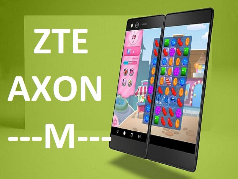 ZTE Axon M, llegará a España en los próximos meses