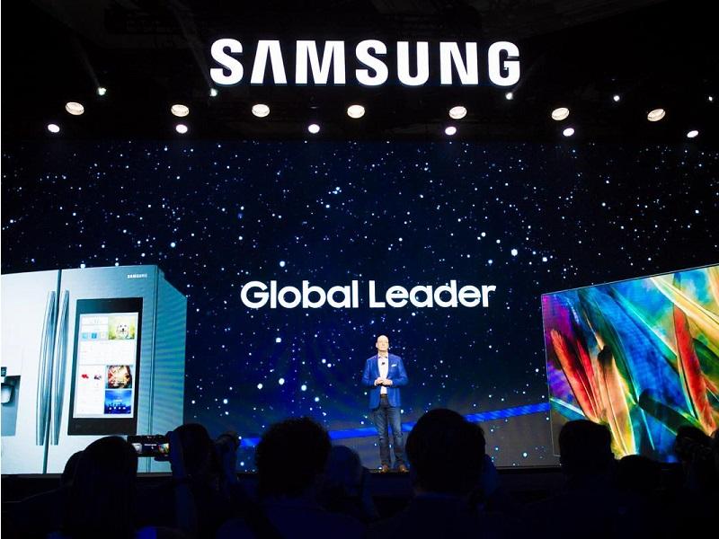 #CES18: Samsung adelanta sus planes para el Internet de las cosas