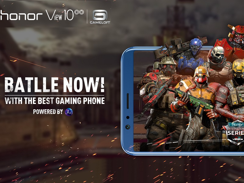 Honor View 10 Modern Combat