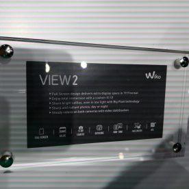 Wiko View 2, características
