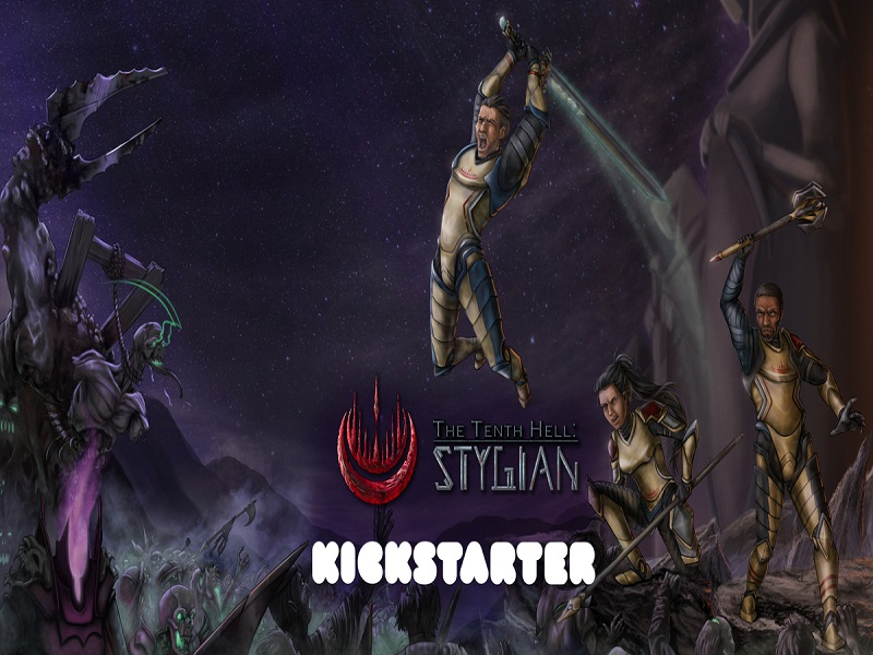 The Tenth Hell: Stygian – 3D RPG : : El proyecto innovador de la semana #64
