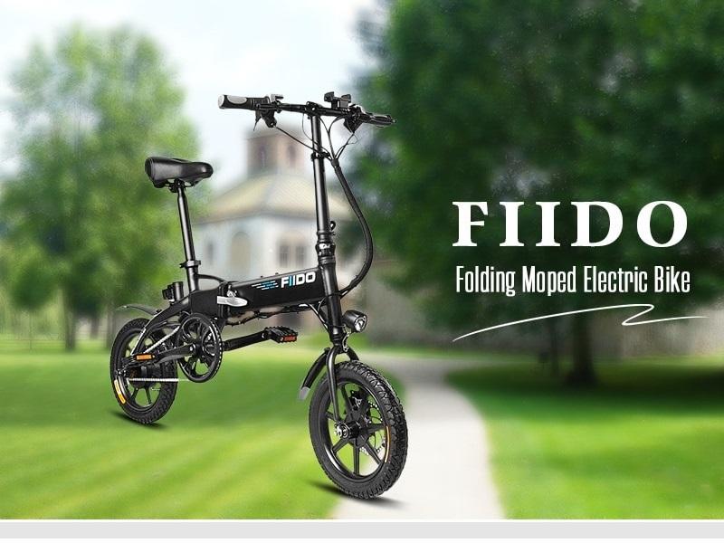 FIIDO D1, análisis de características de una bicicleta eléctrica con pedales
