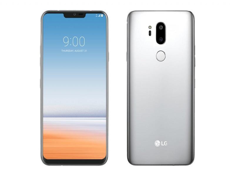 """LG G7, los últimos rumores le colocan un """"notch"""""""