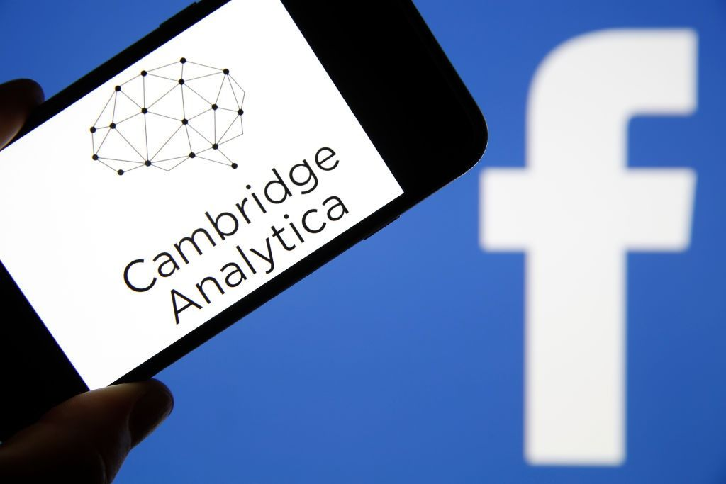 Escándalo de Cambridge Analytica - Facebook
