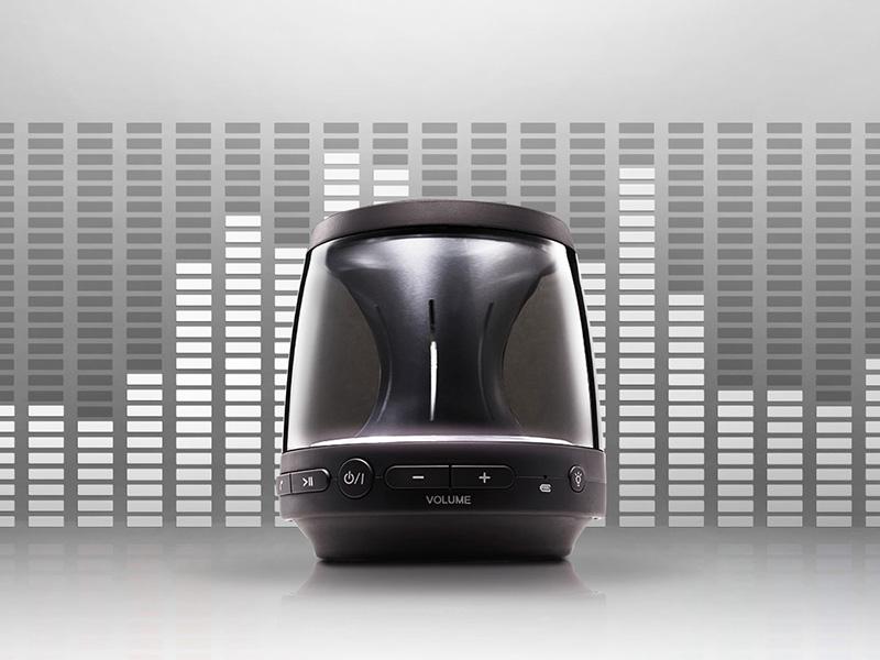 LG PH1, la música por bluetooth nunca había sido tan colorida