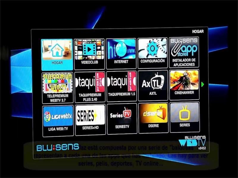 Blusens Web TV, detenciones, registros y escándalo