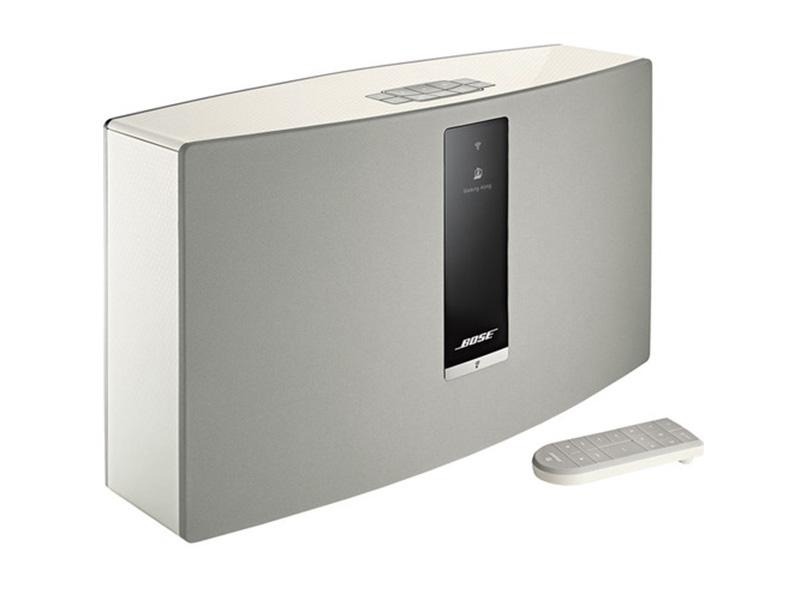 Bose SoundTouch 30, un sistema de audio inalámbrico grande y potente