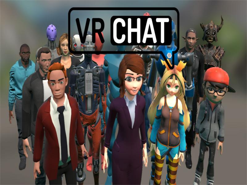 VRChat, distopia en realidad virtual