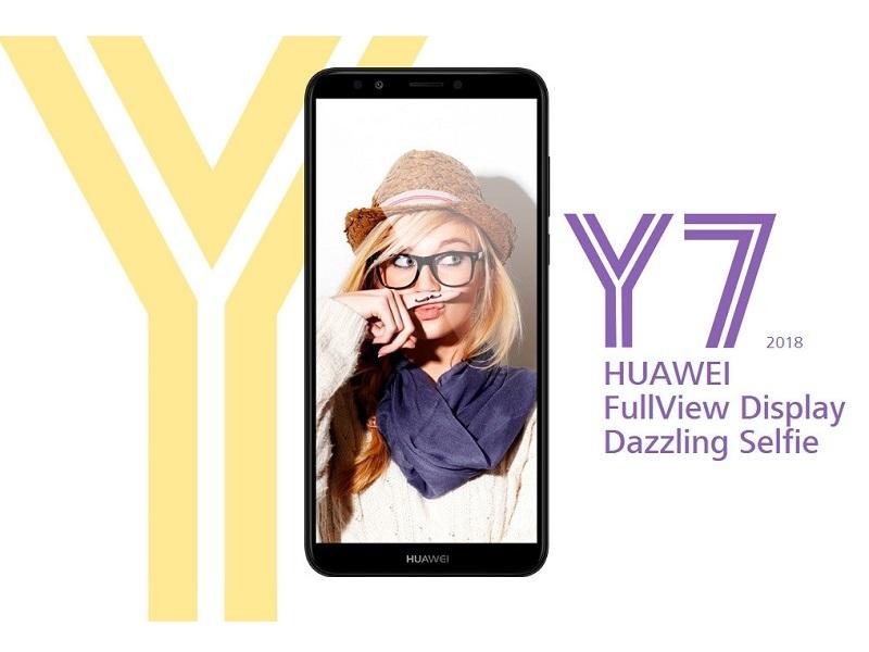 Huawei Y7 2018, mejor diseño con menos potencia