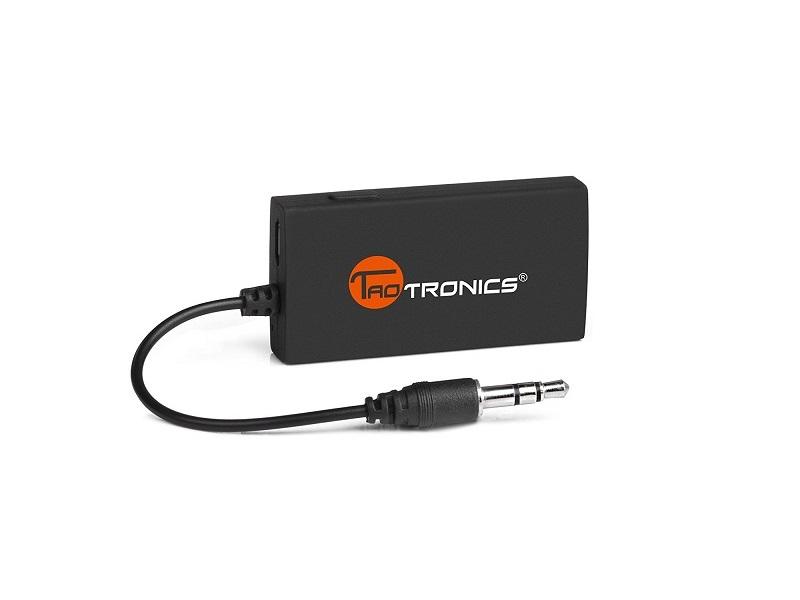 TaoTronics TT-BA01, un útil transmisor de audio Bluetooth