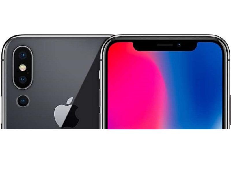 iPhone con triple cámara