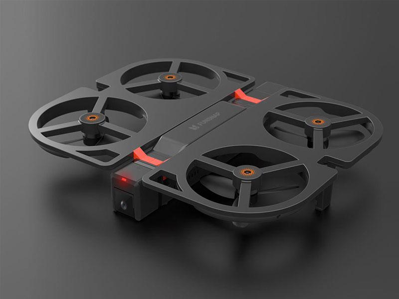 DronFunSnapiDolde Xiaomi, el nuevo dron con IA y reconocimiento de gestos