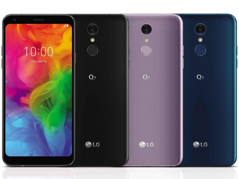 LG Q7 anunciado, LG renueva su gama media con sólidascaracterísticas